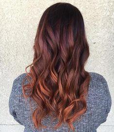 15 Mahogany Hair Color Shades You Have to See Red Brown Hair Color, Dark Red Hair, Hair Lights, Light Pink Hair, Hot Pink Hair, Red Hair Looks, Mahogany Hair, Curls For Long Hair, Hair Color Shades