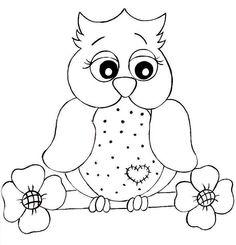 Cute owl....