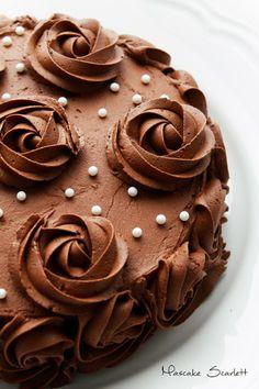 TARTA CHOCOLATE CAKE