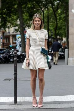 Paris Couture Street Style From Fall 2014: The 50 Best Looks | StyleCaster