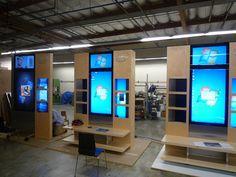 interactive kiosks - Google Search