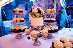 Cupcakes can be fancy too! Photo Credit, Cupcakes, Fancy, Entertaining, Canning, Style, Swag, Stylus, Cup Cakes