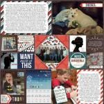 Not Enough Photos! Filling in the Gaps in Your Project Life Pages