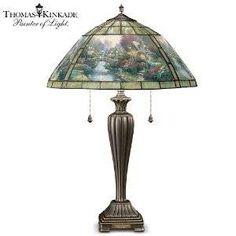 THOMAS KINCADE Table Lamp