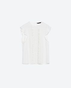 PRINTED TOP - View all - Tops - WOMAN | ZARA United States