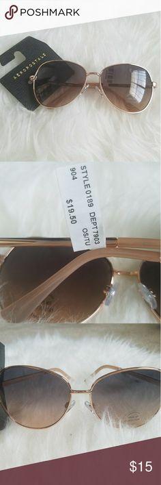 Aeropostale aviator glasses Brand new aviator sunglasses from Aeropostale Aeropostale Accessories Glasses