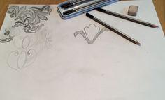 Baroque Tonal Drawing.