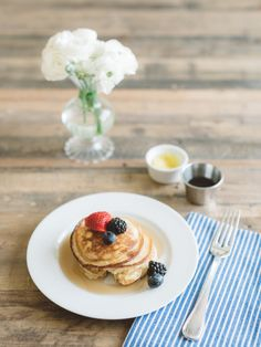 Protein Pancakes — BE WELL BY KELLY