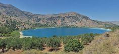 Lake Kournas, the unique natural freshwater lake in Crete,Greece – HikingExperience.gr