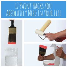17 Paint Hacks You Absolutely Need In Your Life