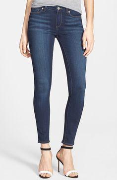 'Verdugo' Ankle Skinny Jeans (Nottingham)