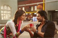Happy New Year : Photo Deepika Padukone, Shah Rukh Khan