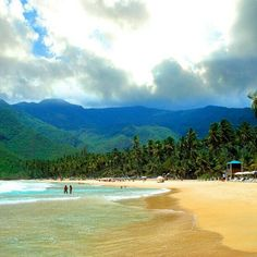 #BuenosDiasVenezuela ❤ Playa Grande, Choroní estado Aragua ¿Te provoca?  Hay una Venezuela deslumbrante que vale la pena conocer.