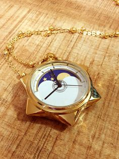 "Sailor Moon Star Locket | Community Post: 19 Fantastic Gifts Every ""Sailor Moon"" Fan Would Love"