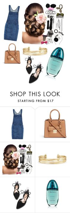 """Untitled #181"" by breesun101 ❤ liked on Polyvore featuring Current/Elliott, Michael Kors, Stella & Dot and Calvin Klein"