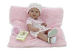 Nines d'Onil 450 - Bambola neonato, modello Baby Perle • EUR 39,09
