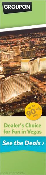 Las Vegas Coupons, Deals & Discounts - Totally FREE!