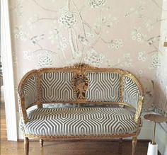 mary macdonald wallpaper & fabric. rachel halvorson designs.