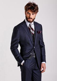 fashion men are the new black : Photo