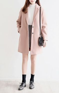 Clothing ideas for korean fashion trends 319 korean winter outfits, korean fashion winter Korean Fashion Trends, Korean Street Fashion, Korea Fashion, Asian Fashion, Tokyo Fashion, Fashion Moda, Cute Fashion, Look Fashion, Trendy Fashion