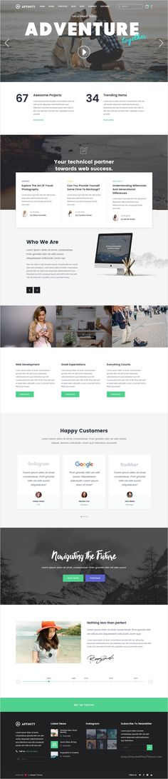 Affinity is a genuinely gigantic and refreshing multipurpose #WordPress theme for stunning #company websites with 60+ unique homepage layouts download now➩ https://themeforest.net/item/affinity-a-genuinely-gigantic-refreshing-multipurpose-theme/18105800?ref=Datasata