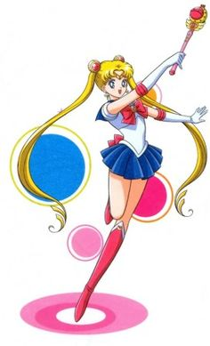Sailor Moon!!