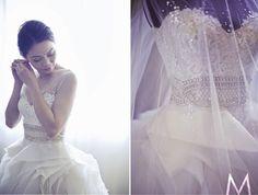 Dress of the Week   Bridal Style Inspiration - Veluz Reyes | bellethemagazine.com
