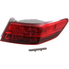 2013-2015 Acura ILX Tail Lamp RH, Outer, Assembly