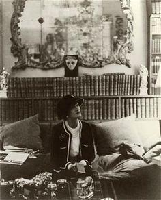 Horst P Horst, Coco Chanel