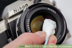 Image titled Clean a 35mm Film Camera and Lens Step 10