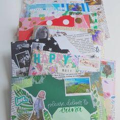 Mail Ideas, Happy We, Stay True, Far Away, Crafts, Instagram, Art, Art Background, Manualidades
