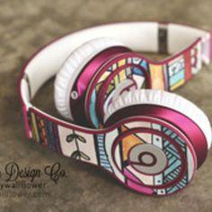 Rebekah Skin for Beats on Wanelo Cute Headphones, Sports Headphones, Wireless Headphones, Bluetooth, Cheap Beats, Beats Pill, Beats By Dre, Ipad, Gift Store