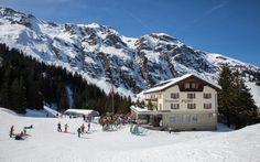 Berghotel Furt in der Schweiz