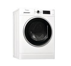 Automatická práčka so sušičkou Whirlpool WWDC 8614 vám prinesie komfort v oblasti prania a sušenia bielizne. Kapacita 8 kg bielizne pranie, kapacita 6 kg bielizne sušenie, max. 1 400 ot. odstreďovania. Z programov možno spomenúť program bavlna, syntetika,  rýchle pranie, program pre farebnú bielizeň, vlna a z funkcií to je predpierka, plákanie či odstreďovanie, nastavenie teploty, nastavenie AUTO sušenie a ďalšie.  Pre komfortné používanie disponuje možnosťou odloženia štartu či detskou…
