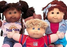 The first time I heard of people fighting for Christmas presents was over... The Cabbage Patch Kids