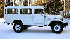 TLC Trooper, it just needs to be in my driveway!