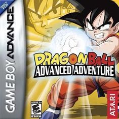 Emularoms: Dragon Ball: Advanced Adventure ( BR ) [ GBA ]