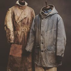Western Gifts - jeanfivintage: out next. Vintage Outfits, Vintage Fashion, Vintage Clothing, Vintage Denim, Historical Clothing, Mens Suits, Work Wear, Street Wear, Cool Outfits