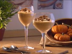 Get this all-star, easy-to-follow Pumpkin Mousse recipe from Dave Lieberman