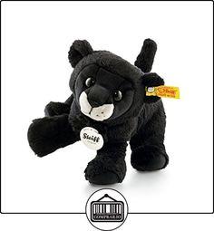 Steiff 084034 - arroz joven Pantera 17 sesión, negro  ✿ Regalos para recién nacidos - Bebes ✿ ▬► Ver oferta: http://comprar.io/goto/B01AS3AA4O