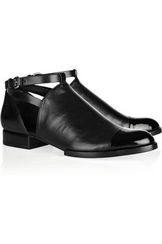 Alexander Wang Julia leather ankle boots