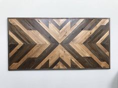 Items similar to Wood Wall Art on Etsy Wooden Wall Art, Wood Wall, Wood Projects, Woodworking Projects, Barn Wood Crafts, Got Wood, Pallet Art, Wood Patterns, Barn Quilts