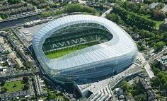 AVIVA Stadium Dublin - a unique venue for meetings, conferences, and gala dinners