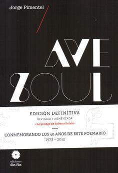 #poema #Balada #AveSoul #JorgePimentel #EdicionesSinFin #RomeroBarea para @pdepoesia @UNAM_MX @CulturaUNAM https://romerobarea.wordpress.com/2015/11/16/ave-soul-en-periodico-de-poesia-ser-estar-y-luchar/ …
