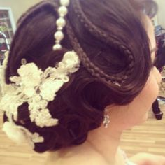 #bride#hairoftheday#madebyme