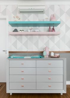 Most beutiful Photos Decoration Gallery and Ideas Baby Bedroom, Baby Boy Rooms, Baby Room Decor, Nursery Room, Girls Bedroom, Fancy Houses, Dream Baby, Kids Decor, Home Decor