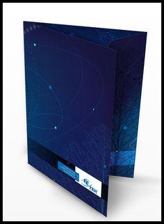 35 Creative Presentation Folder Designs for Identity Branding Corporate Presentation, Presentation Folder, Web Design, Page Design, Folder Image, Folders, File Folder, Folder Design, Letterhead Template