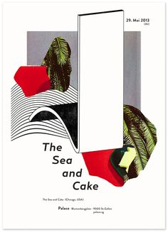 The Sea and Cake - Comet Substance