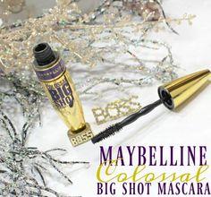 Maybelline Colossal Big Shot Mascara