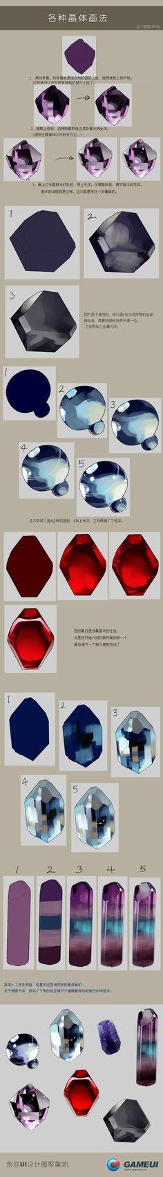 simple crystalls